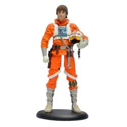 collectible figurine star wars luke skywalker snowspeeder attakus 1 10 sk050 bd addik