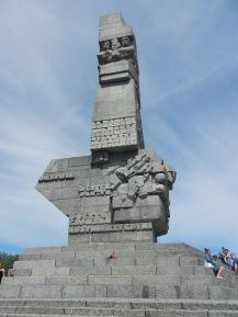 Denkmal Westerplatte