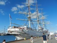 Segel-Schulschiff