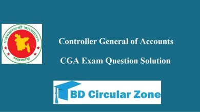 cga mcq question solution