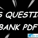 BCS Question Bank (10th to 40th) and Solution PDF Download