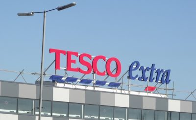 HSE Shocked at Tesco's Lack of Safety Precautions
