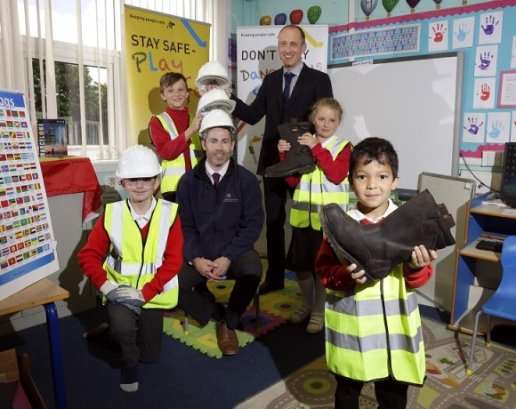 Barratt Homes Scotland Have Begun Their Summer Site Safety Road