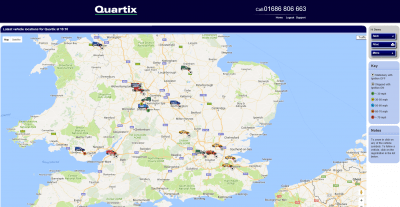 Quartix Provides Efficient and Reliable Tracking Solutions