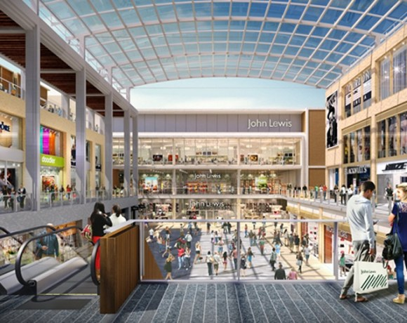 Essential Projects Has Been Awarded a Contract For Work to be Carried out at Westgate Shopping Centre