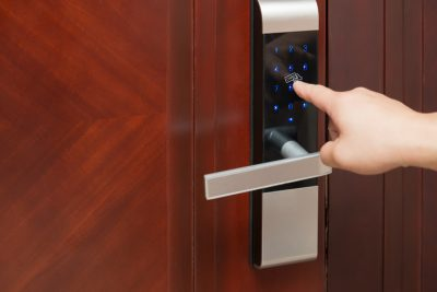 Are keyless entry door locks safe?