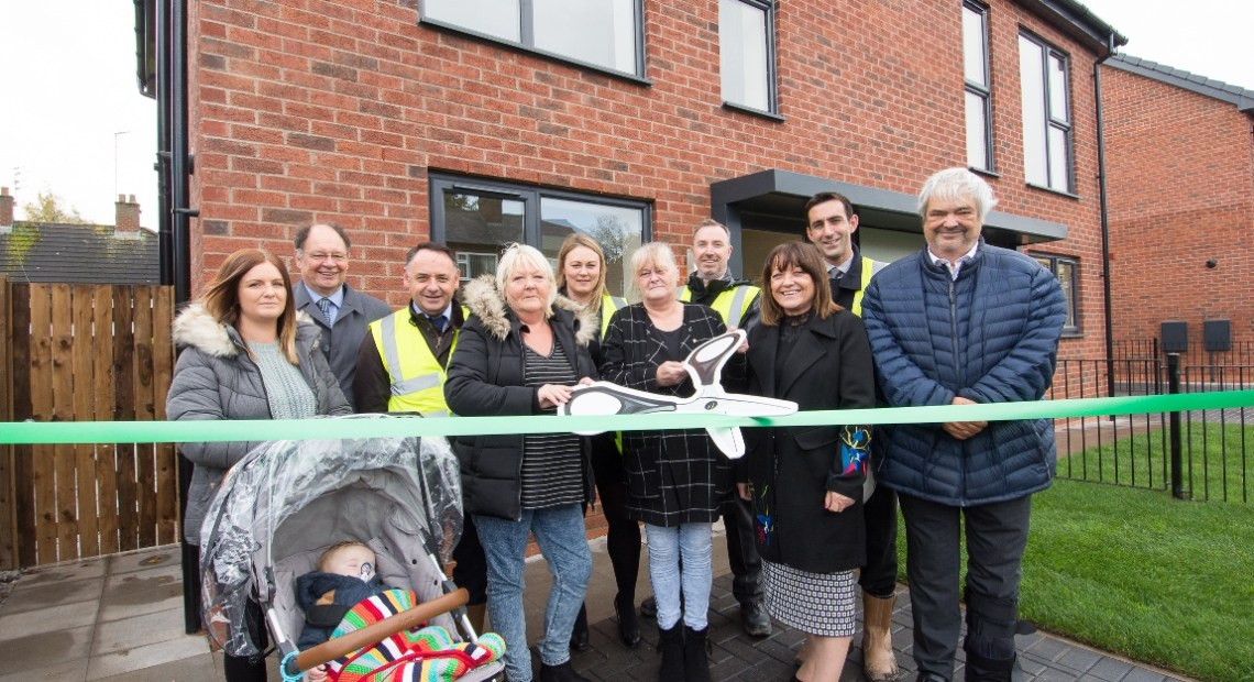 Salix Homes Complete Upgrades on Shakespeare Road