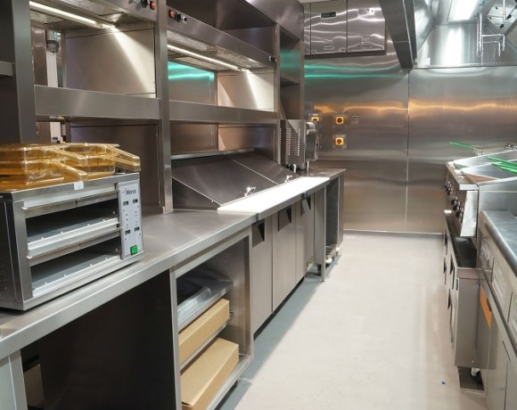 Tricon Works on New Cambridge Circus Shake Shack