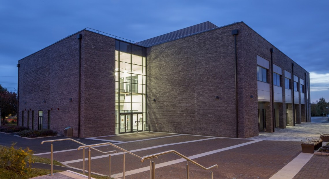 Couch Perry Wilkes Engineering Consultants for Nottingham Trent University Building