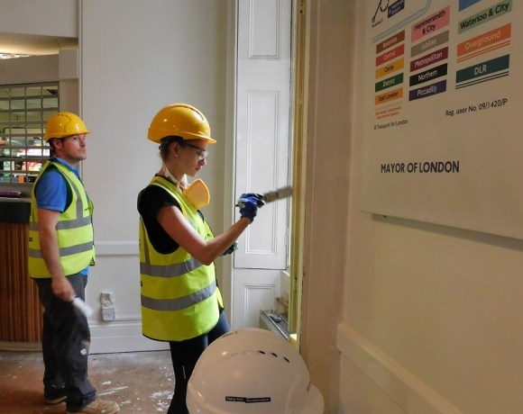 Mace Donates Makeover to YHA London St Paul's Youth Hostel