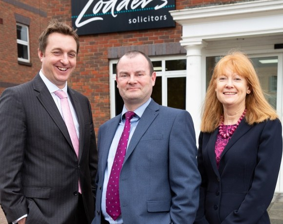 Lodders Law Firm Makes New Appointment