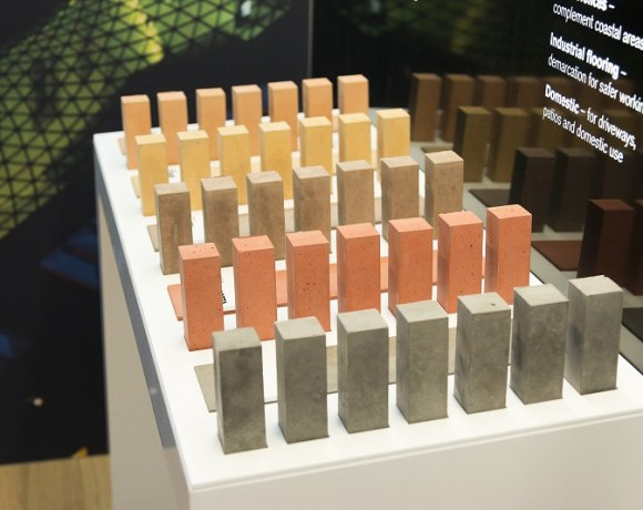Pigmented Concrete from Sika