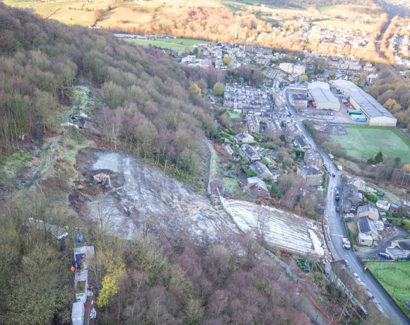 Deep Soil Mixing Helped Yorkshire Project