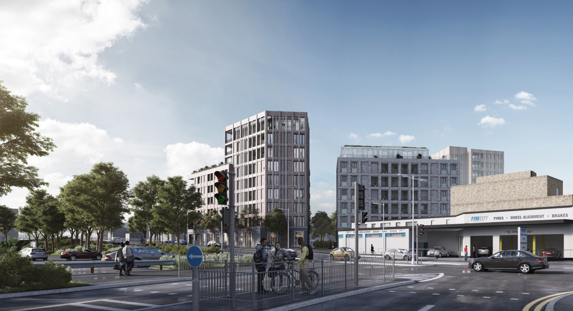 Watford Borough Council has granted planning consent for the first phase of its £1.6 billion regeneration masterplan for Watford Junction. When complete, the masterplan will create just under 3,000 dwellings, 75,000 sqm of commercial space, 6,000 sqm of retail, two primary schools and a range of community uses.
