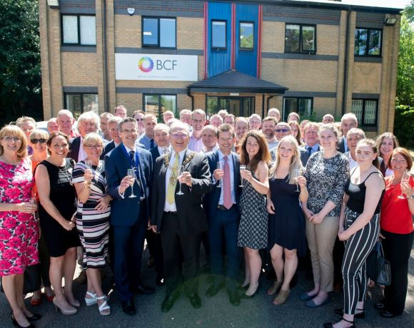 On June 27th, over 50 guests from the coatings, printing inks and associated industries gathered to celebrate a new chapter in the 106-year history of the British Coatings Federation.