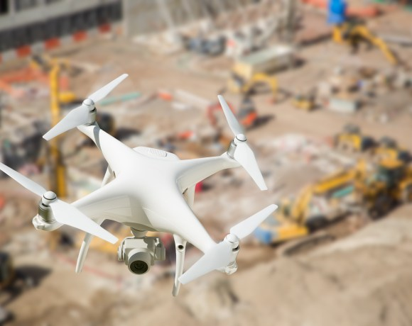 Drone technology is enhancing every stage of the construction process from tasks, such as; bid submissions, stakeholder engagement and surveying, to site surveillance and maintenance.