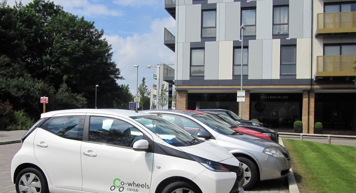 At Marconi Evolution, Bellway's development set in the heart of Chelmsford, residents can make the positive decision to live car free.