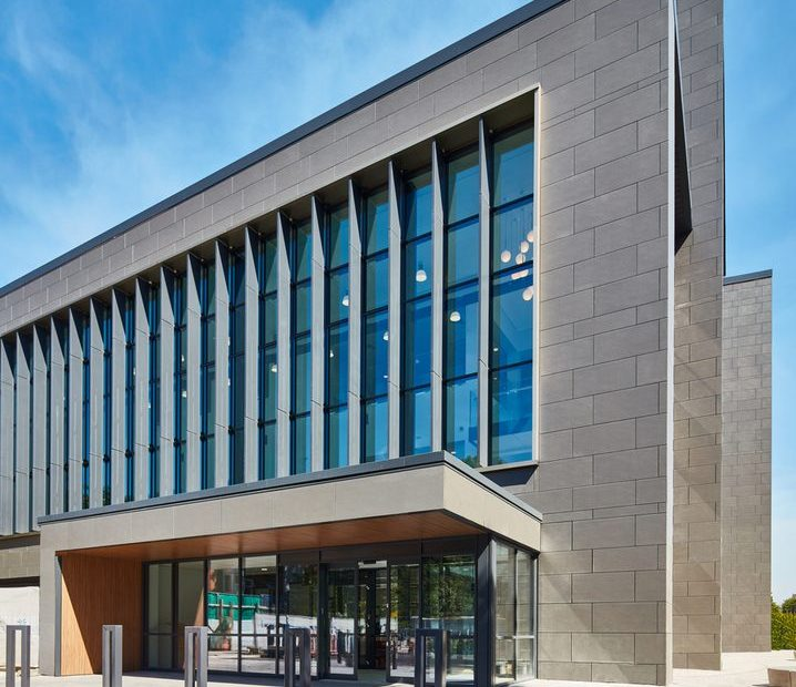 Interserve, the international support services and construction group, has delivered the UK's first NHS high-energy Proton Beam Therapy (PBT) Centre in the North West in collaboration with their supply chain partners Mace, Arup & HKS on time and under budget.