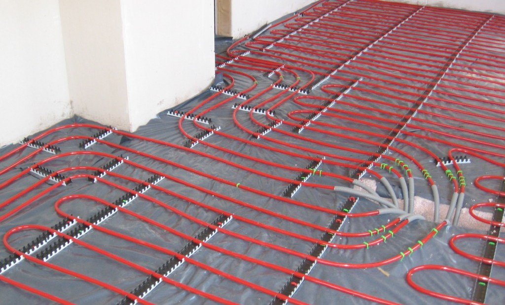 Underfloor Heating Is Cheaper Than Traditional Radiators