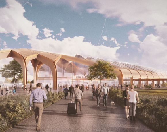 HS2 will release images of two of its brand new stations, marking a significant milestone for the programme, cementing the project's commitment to the Midlands and emphasising the region's place at the heart of Britain's new high speed network.
