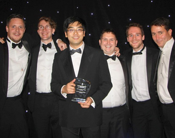 3D Repo is celebrating award success having scooped two honours at the Construction Computing Awards.