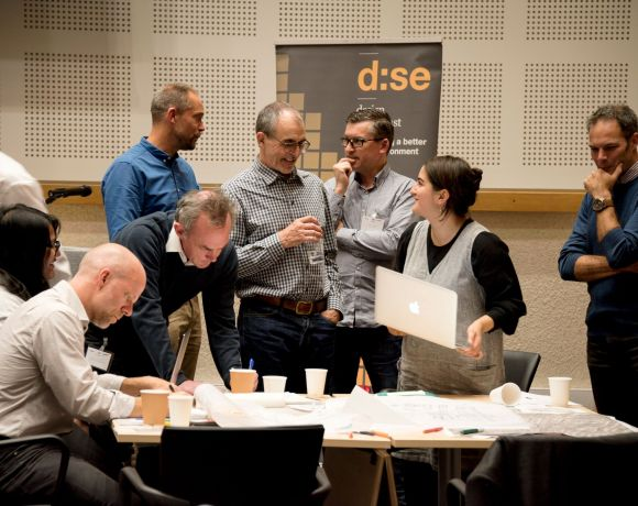 Solutions to five of Brighton and Hove's most challenging urban development sites were created at the third annual City Charrette, a partnership between Design South East, Brighton and Hove City Council and DesignBrighton on 19 October.