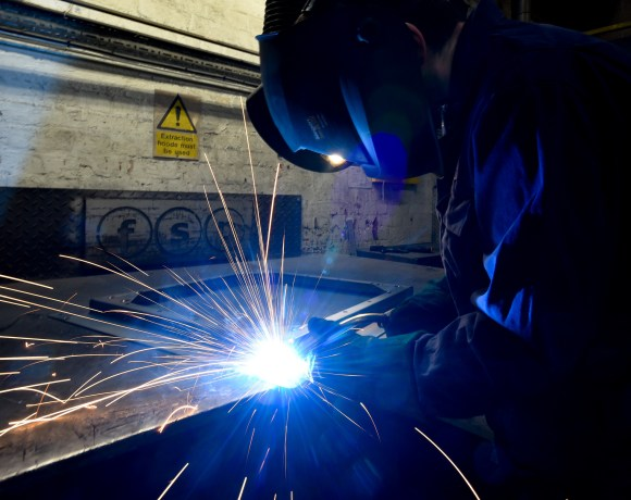 A steel manufacturer is aiming to grow its turnover by £1million and create new jobs after securing a substantial grant.