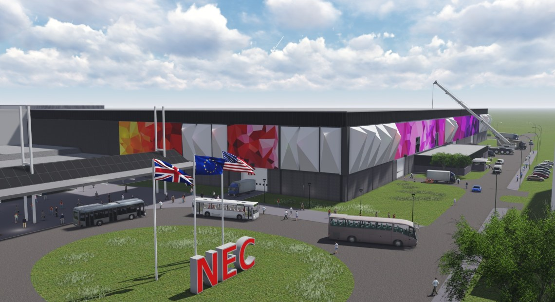 Plans Revealed for NEC Solihull Campus