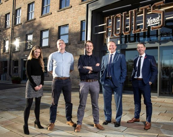 An innovative scheme designed to attract new talent into the built environment industry has secured the backing of three high-profile firms that have won work across the globe.