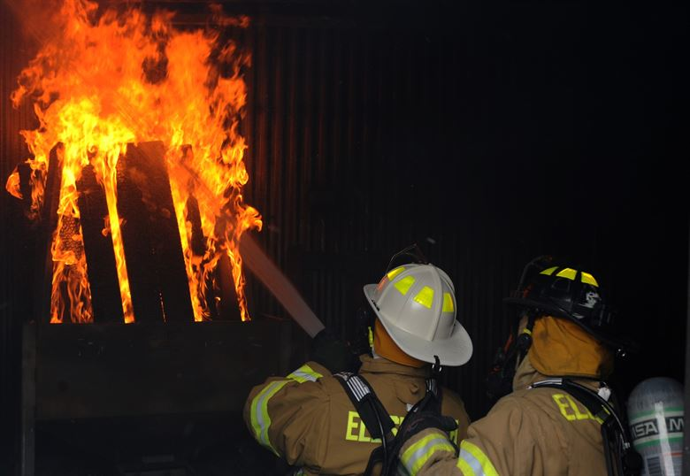 Prevent Fire from Spreading on Construction Site
