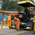 Visitor Centre Chooses Aggregate Industries Asphalt