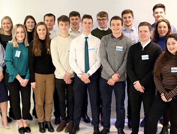 Undergraduates Appointed to Scholarship