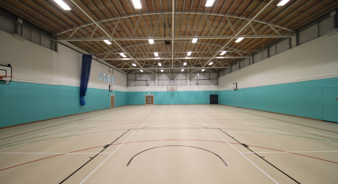 SIX NEW classrooms and a 690 m2 sports hall at Henlow Church of England Academy, Bedfordshire have now completed, completely reimagining the 600 pupil school's teaching facilities and sports opportunities.