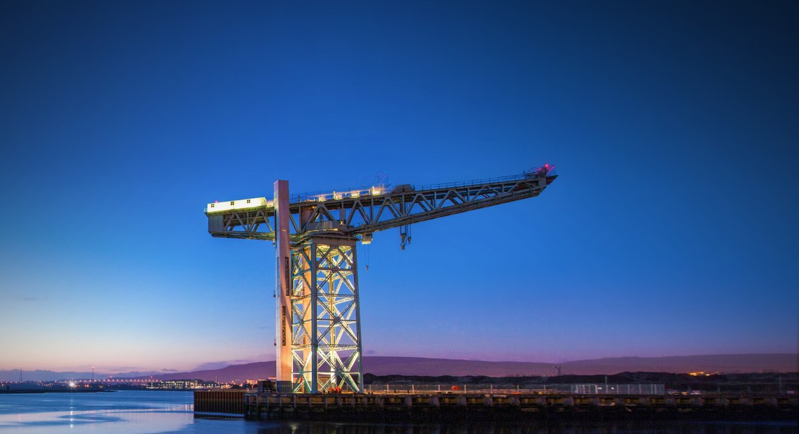 The £250m Queen's Quay regeneration project in Clydebank is set to be the site of one of The UK's most exciting energy projects
