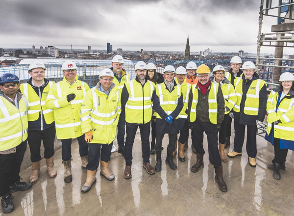 Leicester Regeneration Scheme Achieves Key Milestones