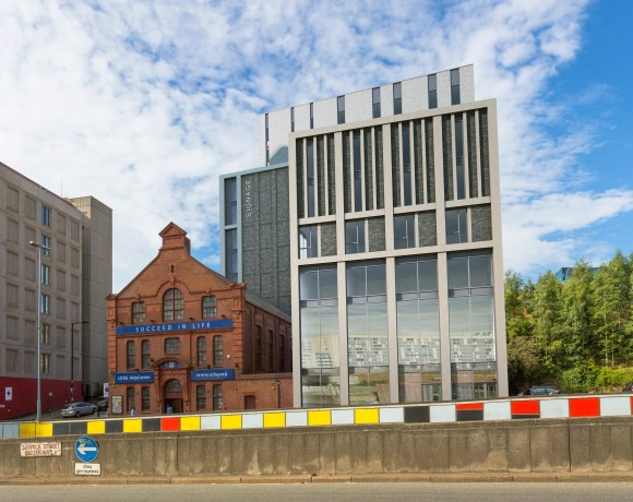 Northern Ireland based developer and contractor McAleer & Rushe has announced that it has just secured planning permission to develop two multi-million-pound hotels located in Birmingham and Glasgow City Centre, representing an investment of c. £85 million.