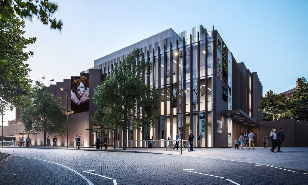 Shakespeare North Project Receives Funding