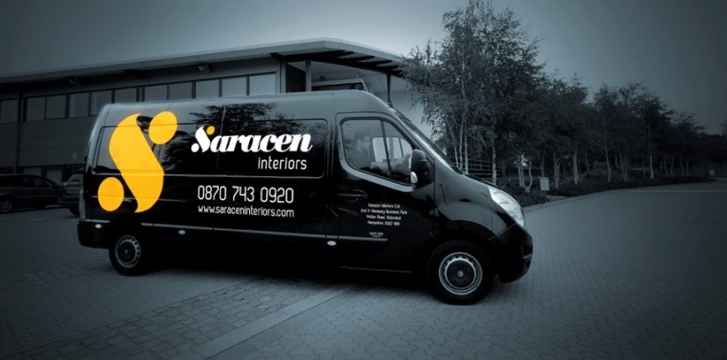 Saracen Interiors is now reaching the end of a substantial fit-out project for Global Technology company Carl Zeiss.