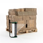 UK's safest ways of reducing health and safety issues associated with hand wrapping pallets, is now available to buy in bundles on the Kite Packaging website.