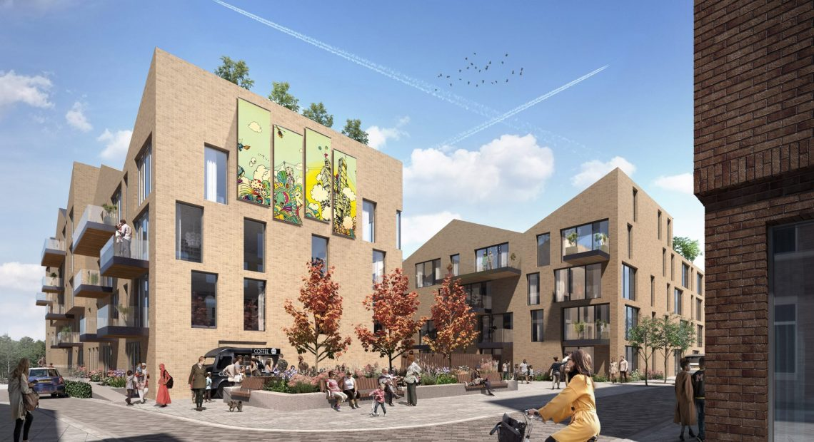 Design Unveiled for Bolton's Urban Village
