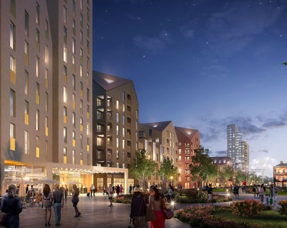 "NOTTINGHAM is on the cusp of creating ""possibly the biggest regeneration scheme in the UK"" as outline plans to transform the high-profile 40-acre former Boots Island site"