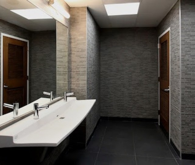 The Business Costs And Benefits Of Restroom Maintenance