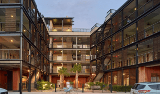 David Baker Architects wins 2019 HUD 'best in affordable housing' honor
