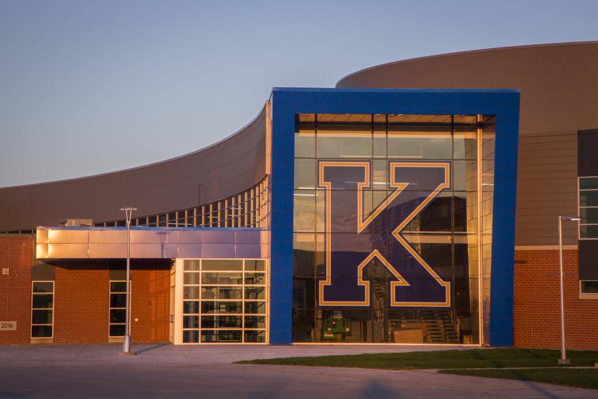 Kearney High School BD Construction