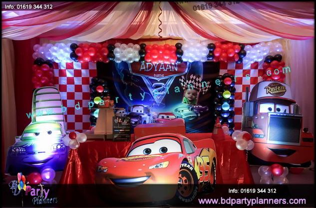 Disney Cars Home Decor