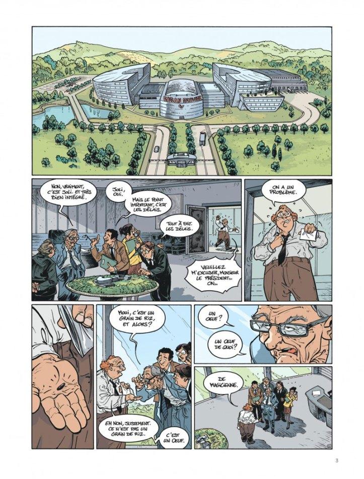 Page 2 Les vieux fourneaux tome 4