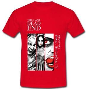 The Last Dead End Comic T-shirt