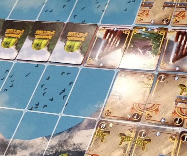 Fantasy Card Game Immortal Paths Game Mat