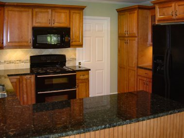 BDM-Residential-Remodeling-Atlanta-GA-Kitchens-Maple-Cabinets-Black-Granite