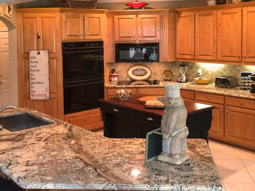 Traditional & Country Inspired Kitchen
